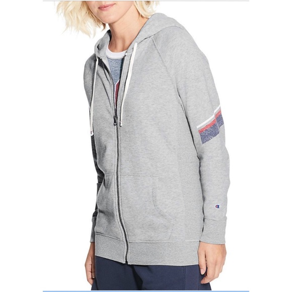 Champion Heritage French Terry Zip Hoodie